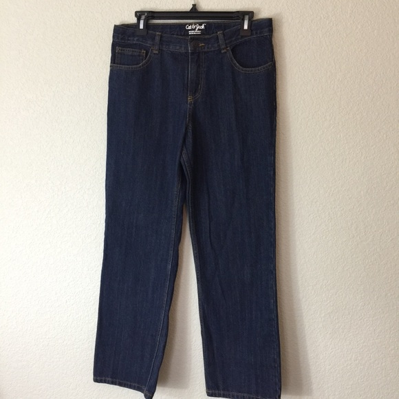 0ede9a2f8 Cat & Jack Bottoms | 30 Off 2more Boys Husky Relaxed Straight Denim ...